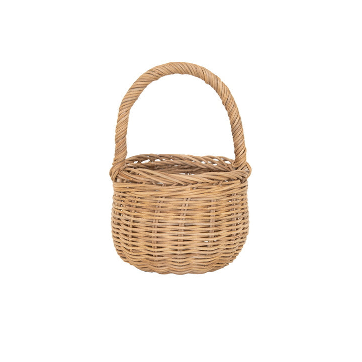 Olli Ella | Berry Basket | Rattan Toy Basket for Children