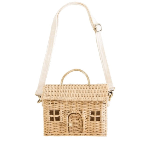 Olli Ella | Casa Bag | Straw
