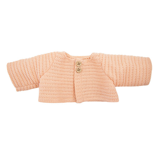 Olli Ella | Dinkum Doll Clothing | Cardigan | Rose Pink