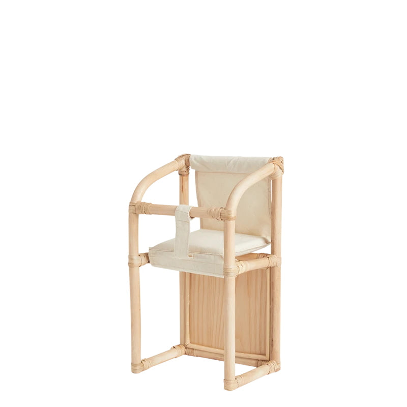 Olli Ella | Dinkum Doll Rattan High Chair