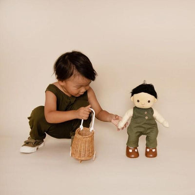 Olli Ella | Dinkum Doll | Roo with boy