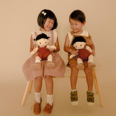 Olli Ella | Dinkum Doll | Roo with girl and boy