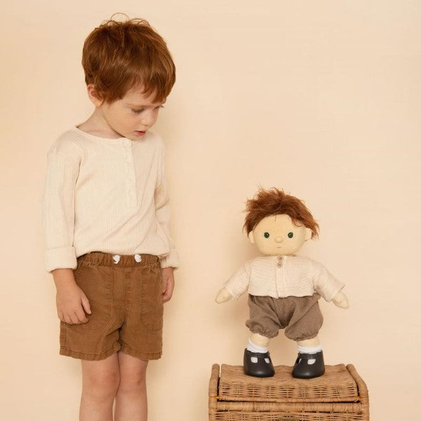 Olli Ella | Dinkum Doll Travel Togs | Rust