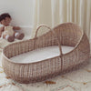 Olli Ella | Lyra Moses Basket Mattress Cover | Pack of two