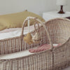 Olli Ella | Raya Rattle handwoven from natural rattan