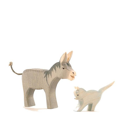 Ostheimer | Wooden Toy | Musicians of Bremen Cat Donkey