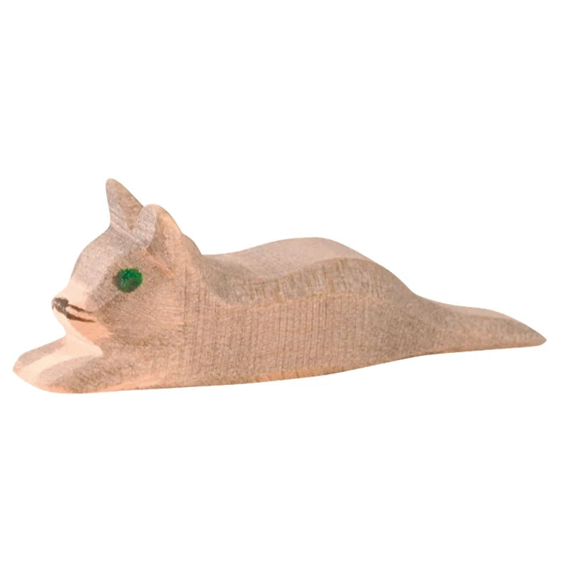 Ostheimer | Wooden Toy | Cat Small