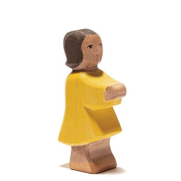 Ostheimer | Wooden Toy | People | Daughter II Dark Skin 10004