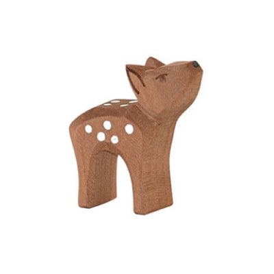 Ostheimer | Wooden Toy | Deer Small Head High Fawn