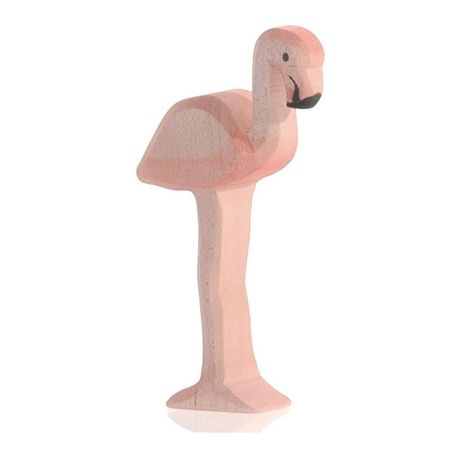 Ostheimer | Wooden Toy | Birds | Flamingo