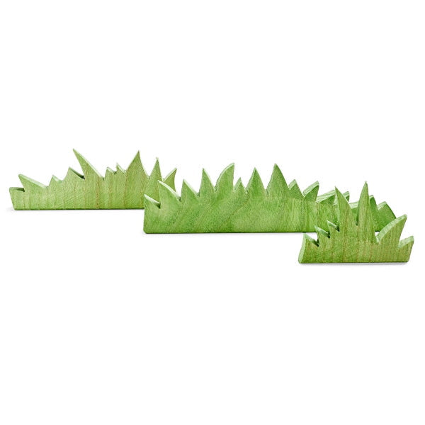 Ostheimer | Wooden Toy | Grass 3 Pieces