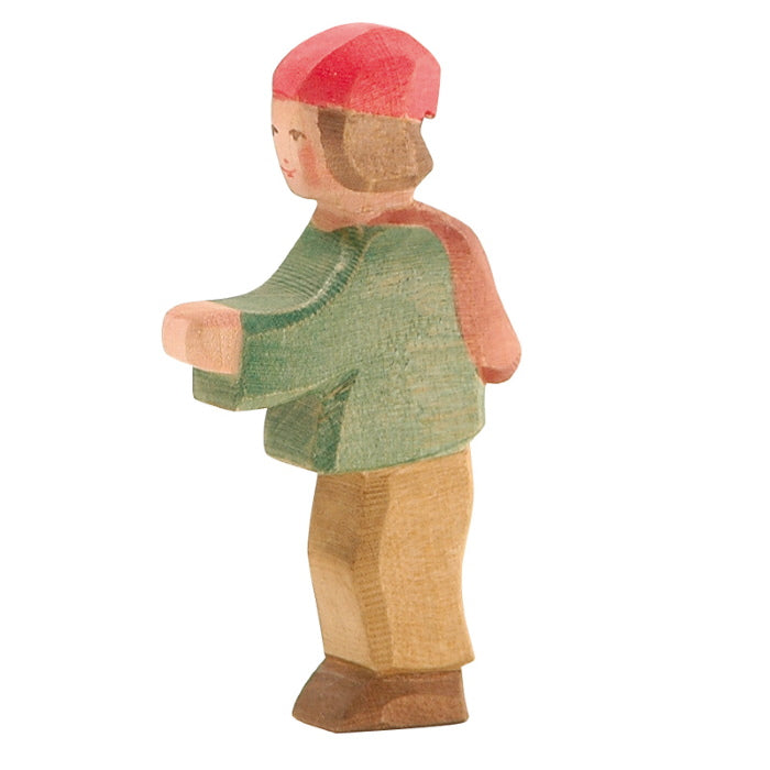 Ostheimer | Wooden Toy | Shepherd Boy 10025