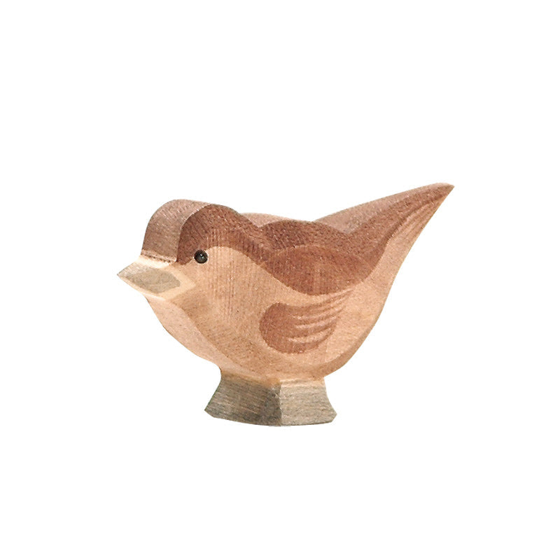 Ostheimer | Wooden Toy | Birds | Sparrow 16808