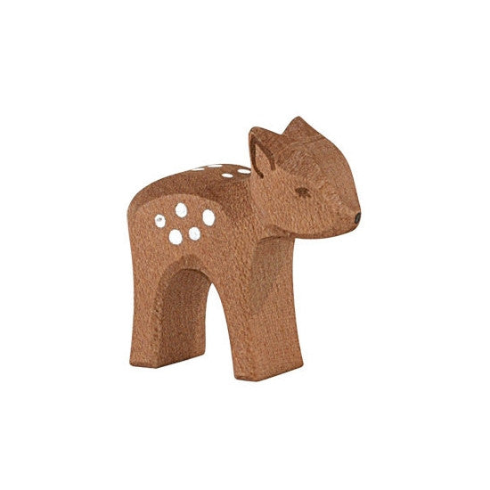 Ostheimer | Wooden Toy | Small Deer w/ Low Head