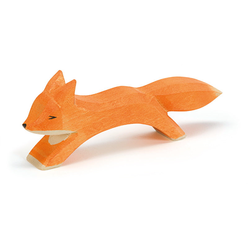 Ostheimer | Wooden Toy | Fox Running