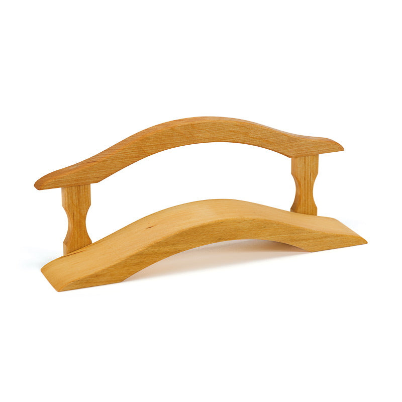 Ostheimer | Wooden Toy | Bridge with Railing 3385
