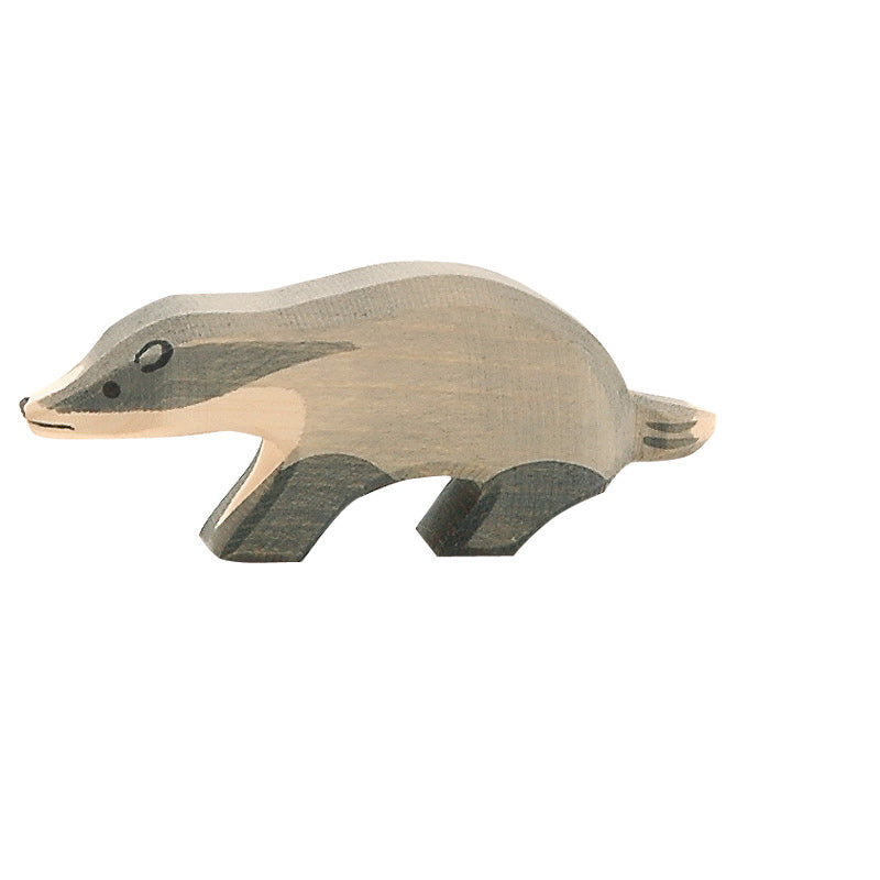 Ostheimer | Wooden Toy | Badger Head Straight