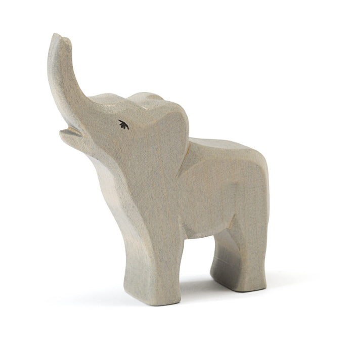 Ostheimer | Wooden Toy | Elephant Small Trumpeting 20422