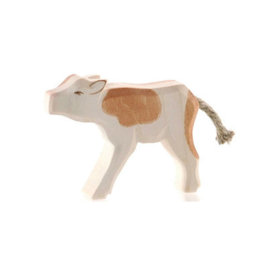 Ostheimer | Wooden Toy | Calf Brown Drinking