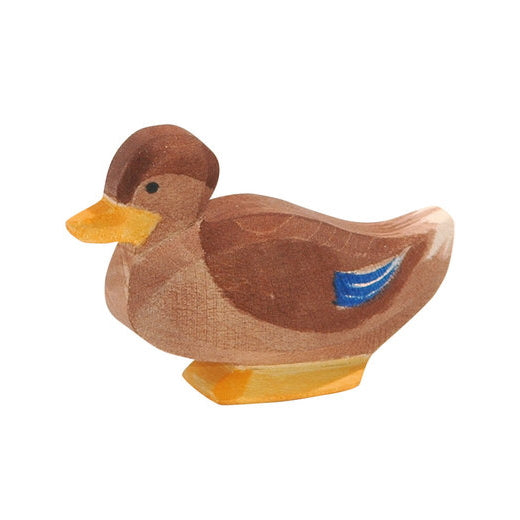 Ostheimer | Wooden Toy | Duck Sitting 2007 13213