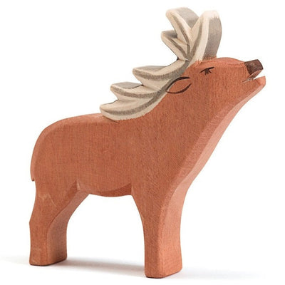 Ostheimer | Wooden Toy | Red Deer Stag