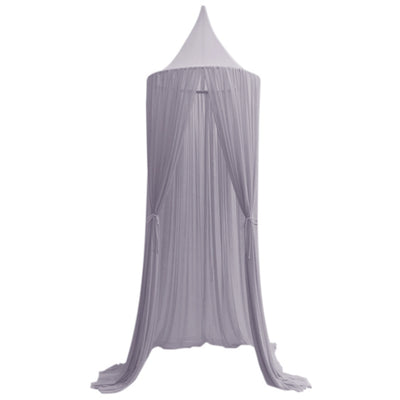 Spinkie Baby | Sheer Canopy | Smoke Grey