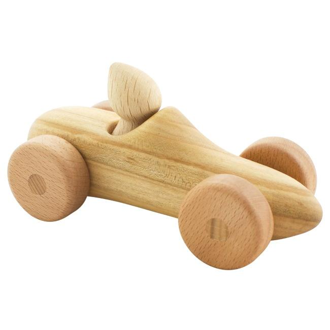 Tateplota | Wooden Toy | Car with Driver Felix