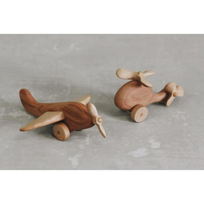 Tateplota | Wooden Toy | Airplane and Helicopter