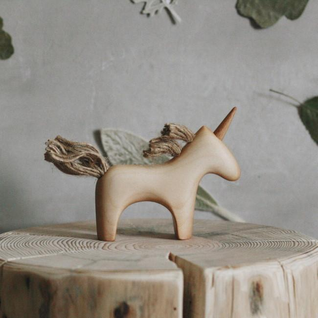 Tateplota | Wooden Toy | Unicorn Madelina