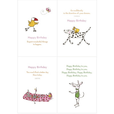 Twigseeds gift card - Birthday series