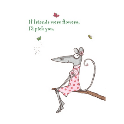 Twigseeds gift card - If friends were flowers