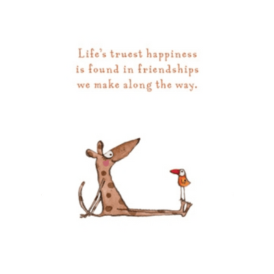 Twigseeds gift card - Life's truest happiness