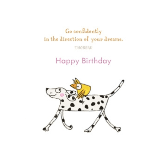 Twigseeds Gift Card Birthday Series Milk Tooth