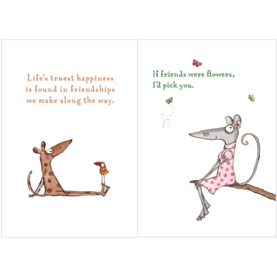 Twigseeds gift card - Friendship series