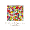 Twigseeds greeting card - Flowers bloomed