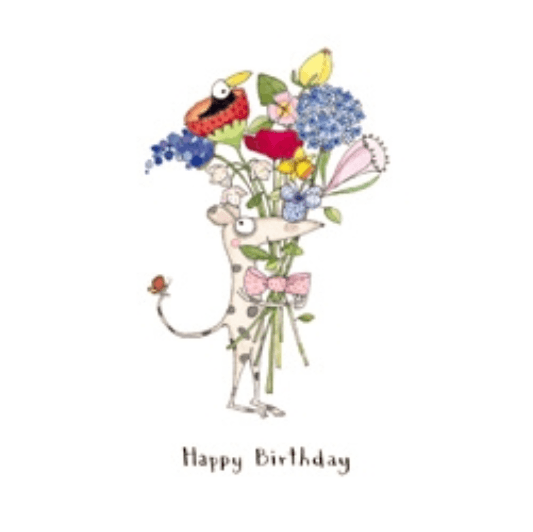 Twigseeds | Greeting Card | Birthday Series 1