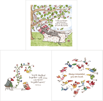 Twigseeds greeting card - Love series