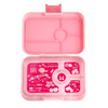 Amalfi Pink Yumbox Tapas 4 Compartment