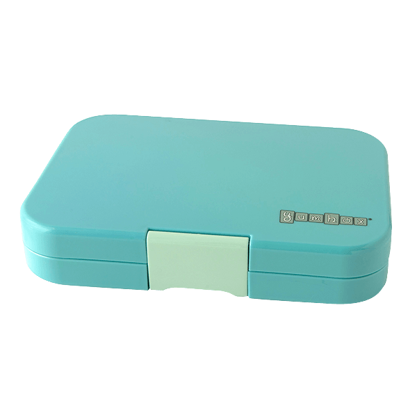 Yumbox | Tapas Lunch Box | 4 Compartment | Antibes Blue