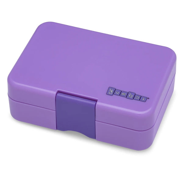 Yumbox | MiniSnack | Bento Box | Dreamy Purple