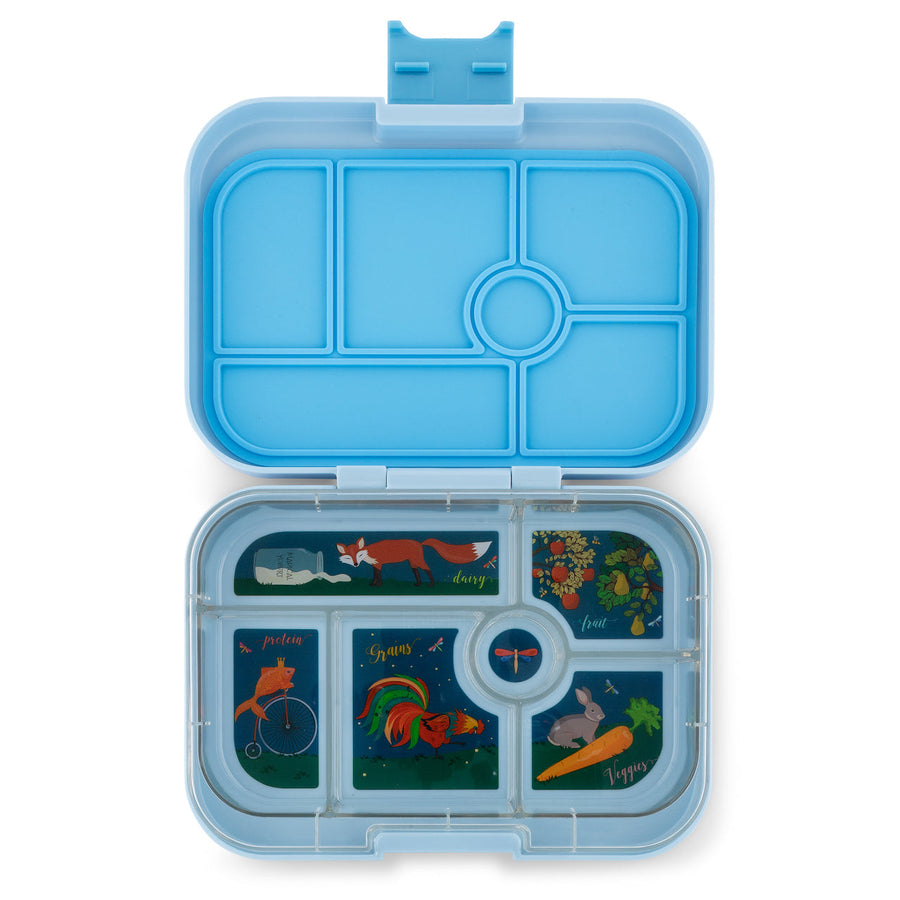Yumbox | Original Lunch Box | Bento Box | Luna Blue