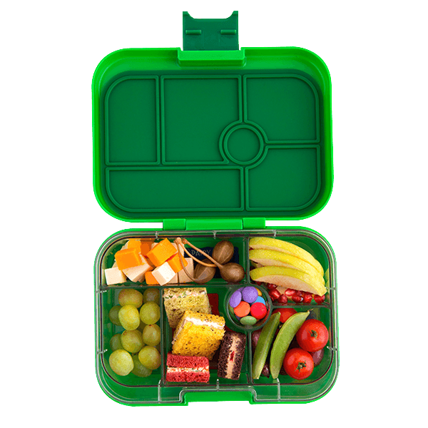 Yumbox Original Lunch Box Bento Terra Green Milk Tooth