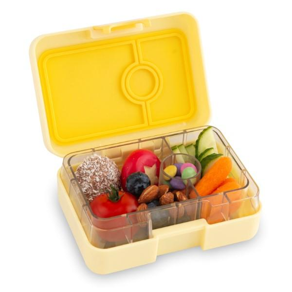 Yumbox | MiniSnack | Bento Box | Sunburst Yellow