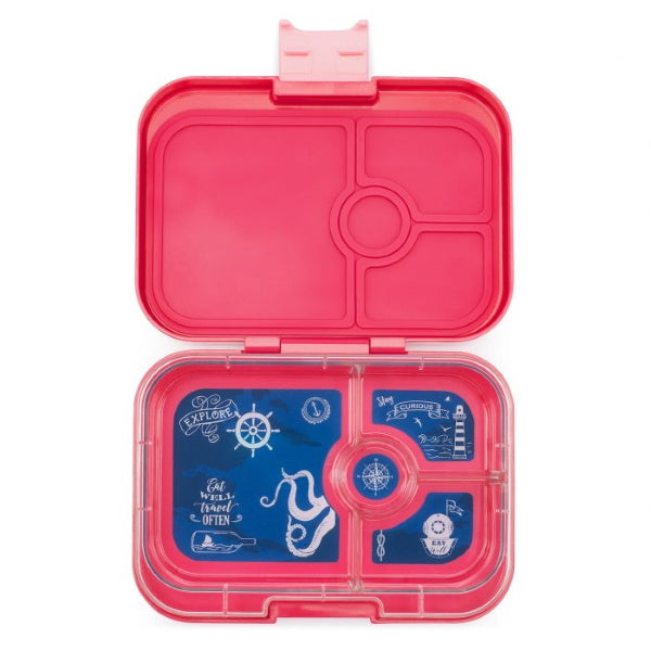 Yumbox | Panino Lunch Box | Bento Box | Lotus Pink