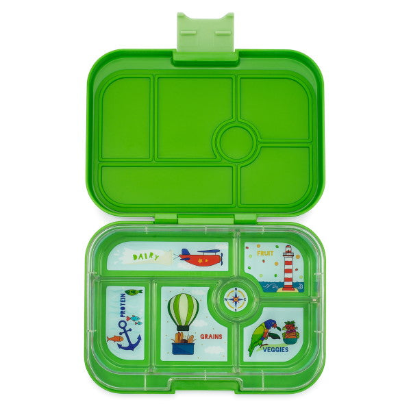 Yumbox | Original Lunch Box | Bento Box | Cilantro Green