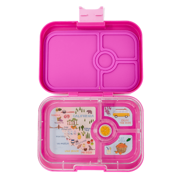 Yumbox | Panino Lunch Box | Bento Box | Malibu Purple