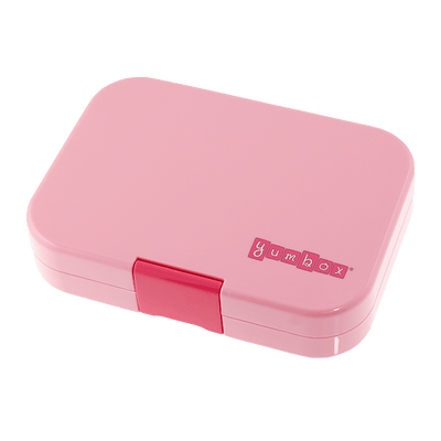 Yumbox Panino Lunch Box in Gramercy Pink