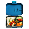 Empire Blue Yumbox Panino Bento Lunch Box