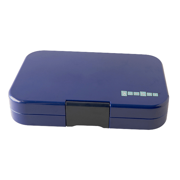 Portofino Blue Yumbox Tapas 5 Compartment