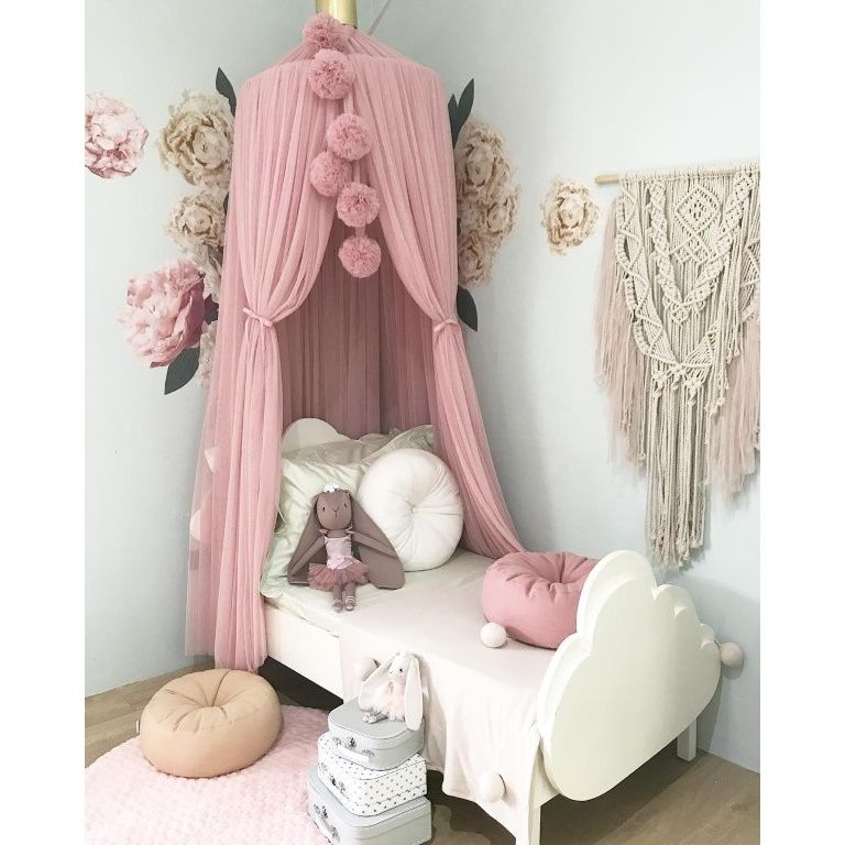 Spinkie Baby | Dreamy Canopy | Blush